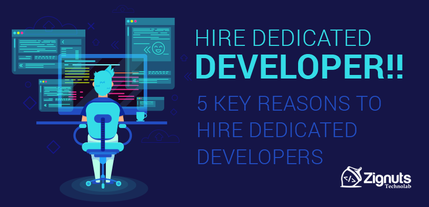 HIRE DEDICATED DEVELOPER & TECH PARTNER!! 5 KEY REASONS