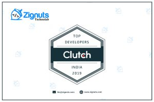 zignuts technolab named top developer